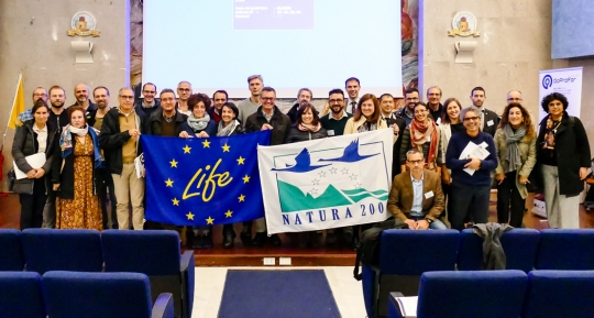 1° European Conference Palermo 11 november 2019